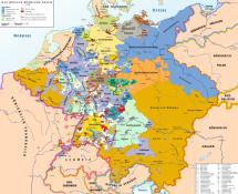 Heiliges Römisches Reich um 1789