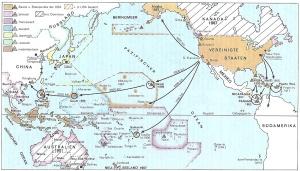Die Expansion der USA nach dem Kauf von Alaska 1867 (dtv Atlas Weltgeschichte, Bd. 2, 2004; S. 394)