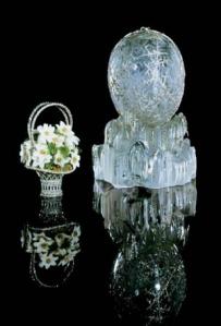 Das Winter-Ei von Fabergé