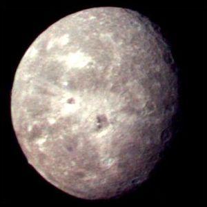 Die Uranusmond Oberon (1986)