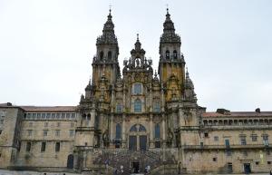 Die Kathedrale von Santiago de Compostela (pixabay.com)
