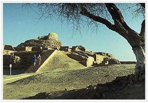 Ruinen von Mohenjo Daro (http://de.wikipedia.org/wiki/Mohenjo-Daro)