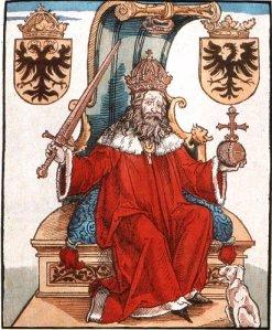 König Sigismund von Luxumburg
