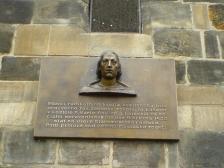 Denkmal für Jan Želivský  in Prag