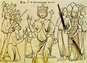 Otto I. der Große (Quelle: Wikicommons)