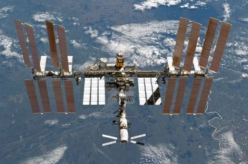 Die Internationale Raumstation (ISS)