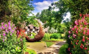 Anne Hathaway's Cottage (Quelle: http://www.shakespeare.org.uk/visit-the-houses/anne-hathaways-cottage-amp-gardens.html)