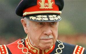 Der chilenische Diktator Augusto Pinochet (Quelle: Wikicommons)